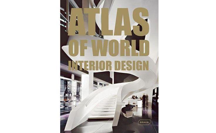 Книга недели: «Атлас мирового интерьерного дизайна»