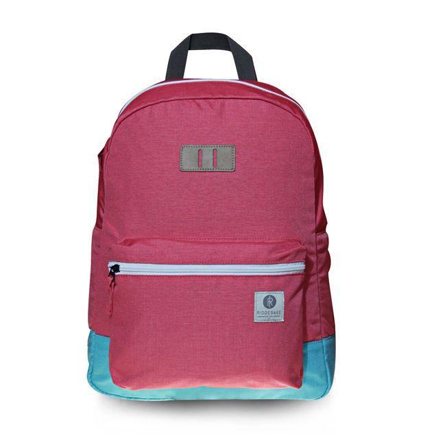 Ridgebake Backpack Blend - Pink & Sky