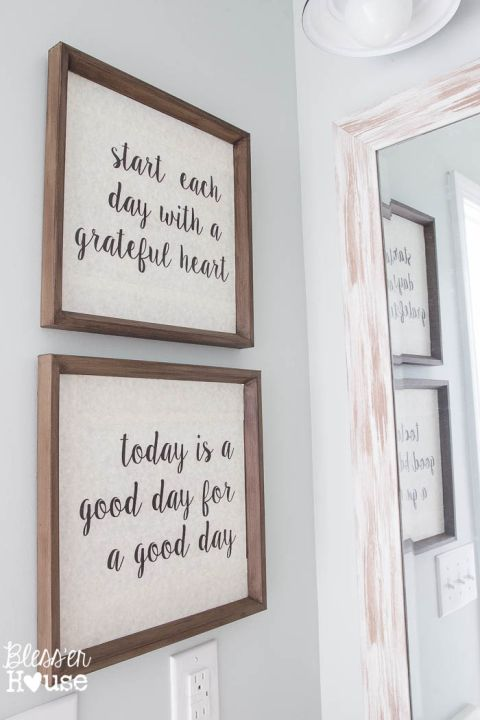 Best Bathroom Wall Art Ideas On Pinterest Wall Decor For
