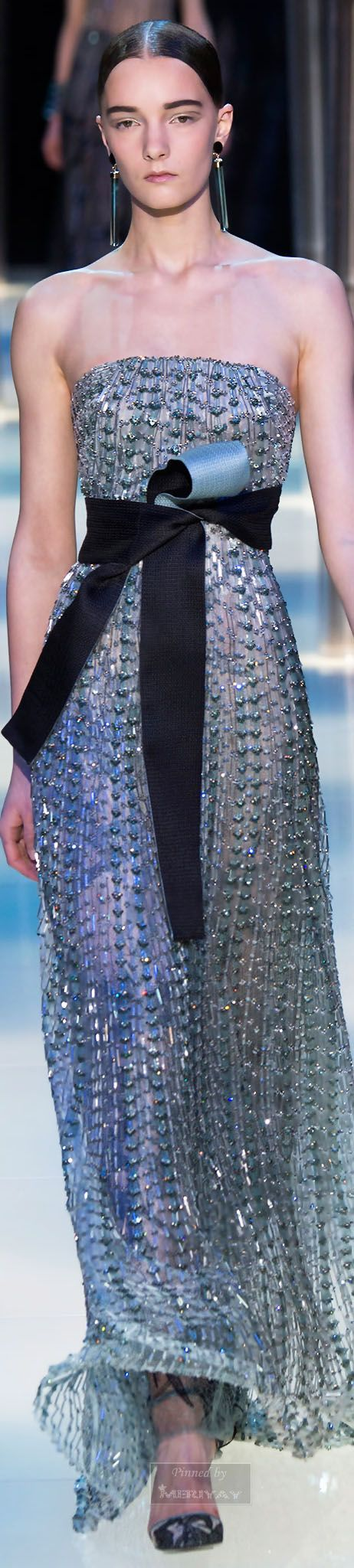 Armani Privé Couture, Spring 2015