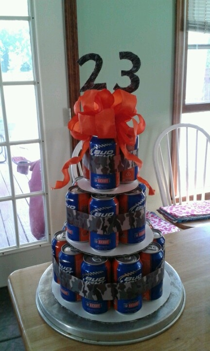 beer can cake 1000 ideas about can cakes on booze 1633