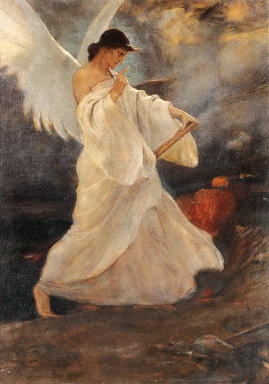 .:. Γύζης Νικόλαος – Gyzis Nikolaos [1842-1901] Η Δόξα