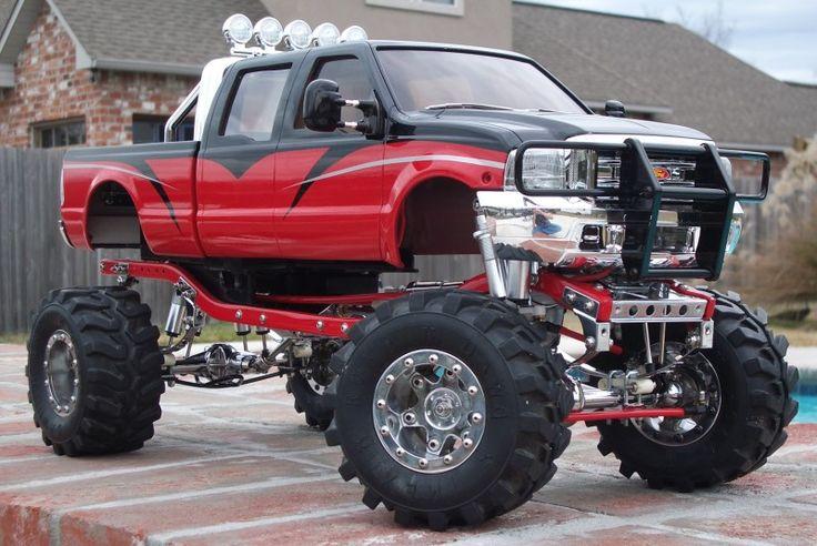 custom pickup trucks | Tamiya Bruiser parts and restoration services at Bruiserbuilder.com