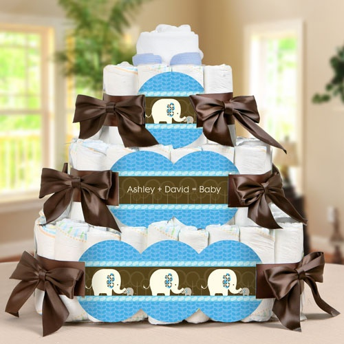 48 best blue elephant themed baby shower images on pinterest cute gift idea negle Choice Image
