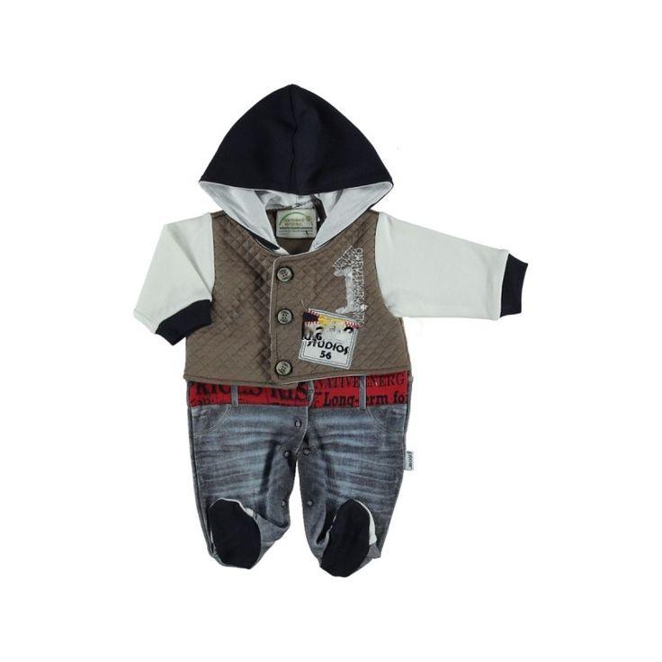 Комбинезон боди нарядный для малышей Babexi