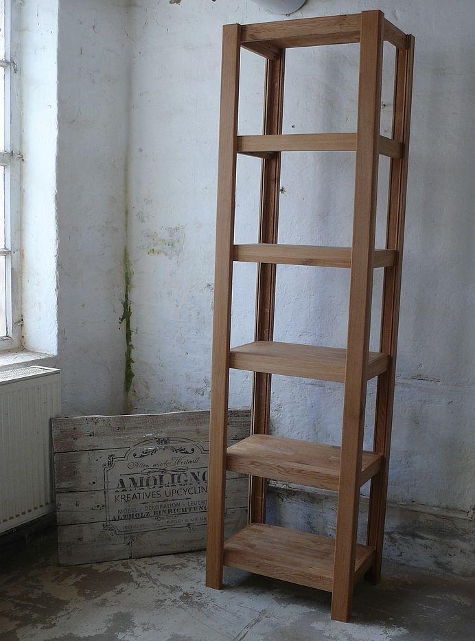 die besten 25 eiche altholz regal ideen auf pinterest regalbrett altholz eiche altholz f r. Black Bedroom Furniture Sets. Home Design Ideas