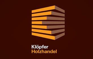Klopfer Holzhandel logo