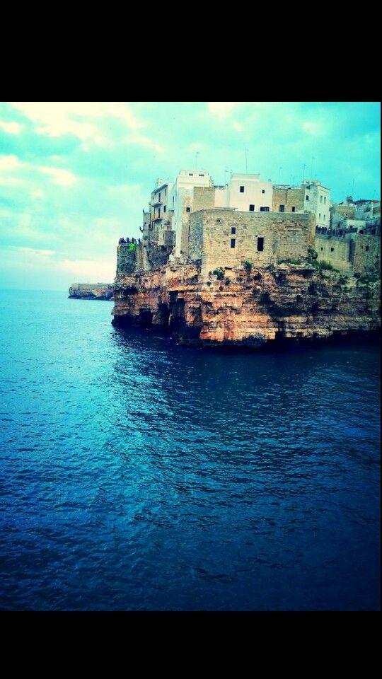 Polignano a Mare #Puglia