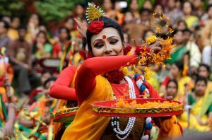 Holi celebrations in Purulia 2 GetMeCab GetMeCab