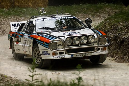 Lancia 037 Rallye Goodwood FOS 2011 by ZX9 - Keith H on Flickr.