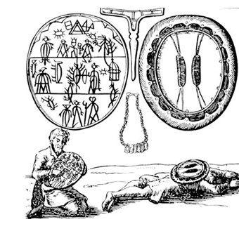 XAMANISMO SIBERIANO O termo xamanismo, criado por antropólogos, é um guarda chuva que compõe todas as práticas ancestrais que mantém relação com o Sagrado, divindades, espíritos, estados alterados de consciciencia.
