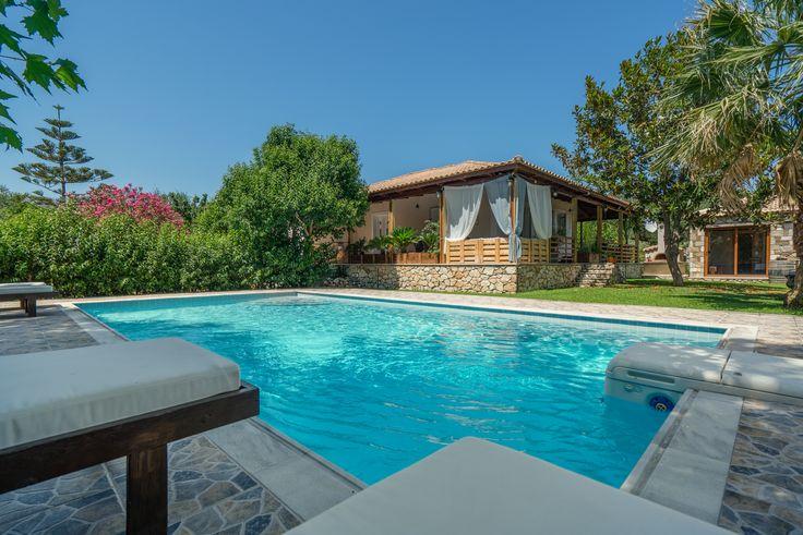 Eleonas Villa with Private Pool in Zakynthos