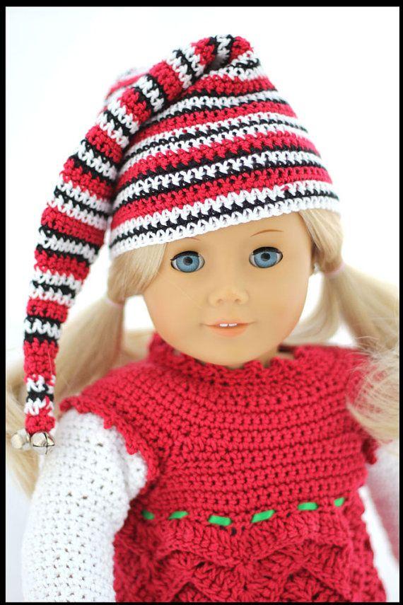American Girl Crochet Shoe Pattern