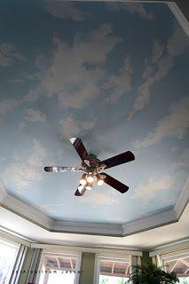 Jassar's Blog: A new sky ceiling mural