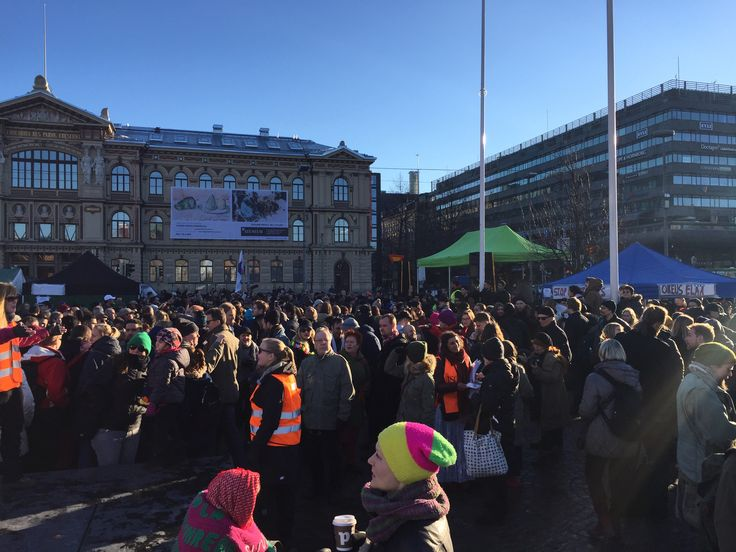 the reality of Finland today – an ageing population with a falling birth rate. An economy that cannot survive without being connected to the world.