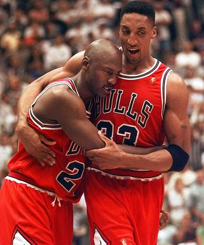 The Definitive Michael Jordan Photo Gallery.