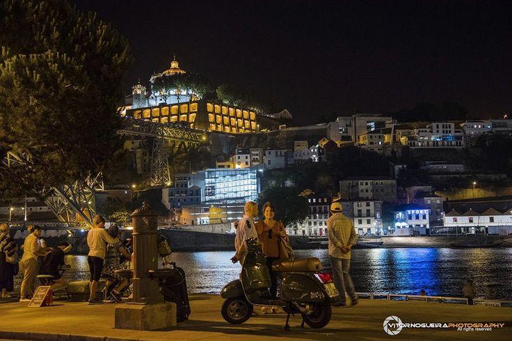 Noites quentes na Ribeira do Porto - Portugal - f. Victor Nogueira