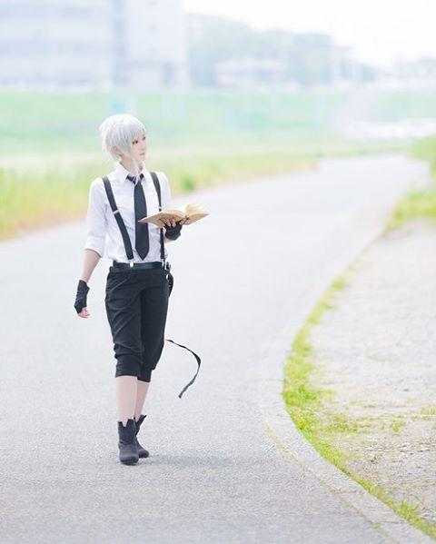 Nana Pink [Japan] as Atsushi Nakajima [Bungou Stray Dogs] ______________________