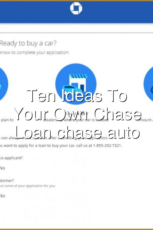 Contact us | Auto Loans | Chase