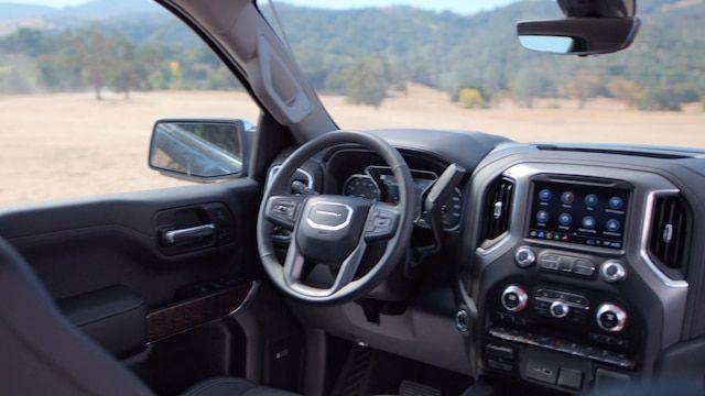 2020 Gmc Sierra 1500 Sle Elevation Slt Truck Details In 2020 Truck Detailing Trucks Gmc Sierra 1500