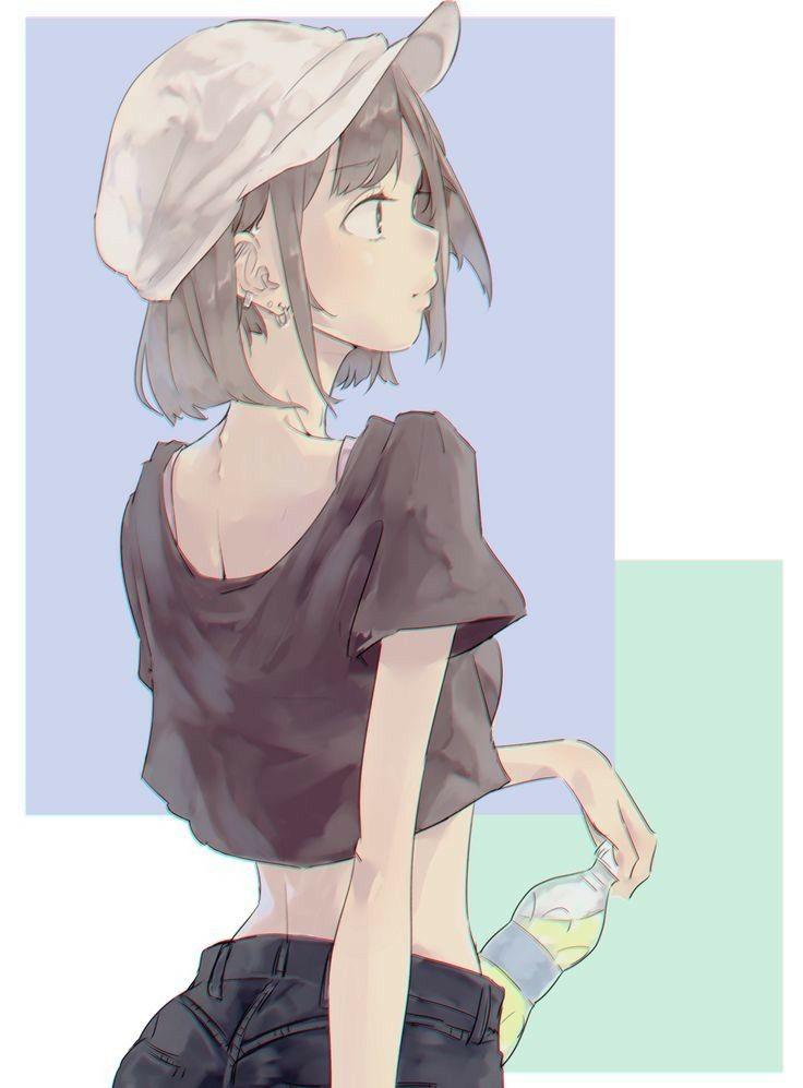 ร ปการ ต นสวยๆ おしゃれまとめの人気アイデア pinterest yingyingxxi かわいい 女の子 イラスト マンガアート クールなアニメの女の子