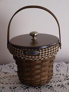 Longaberger 2008 Woven Memories Basket