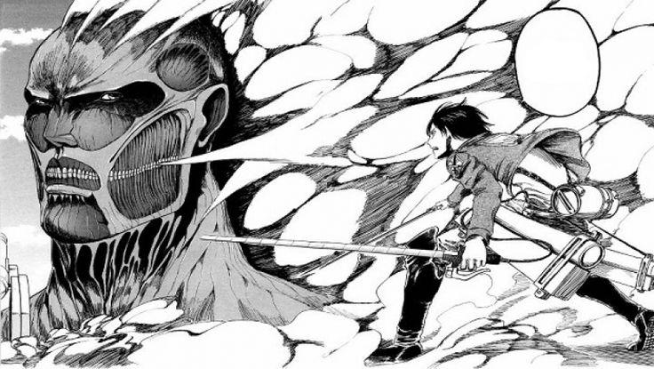 L'attacco dei giganti, su Shonen Sirius arriva Another Story: Lattacco Dei