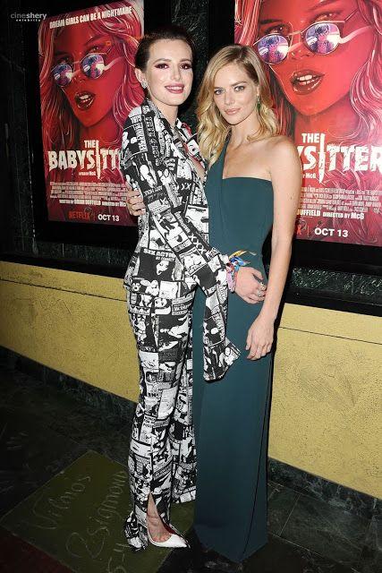 Sideboobs Bella Thorne and Samara Weaving  nude (19 foto), Facebook, braless