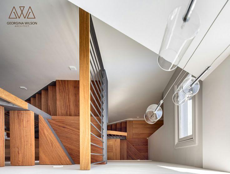 Paddington Terrace Stair and void