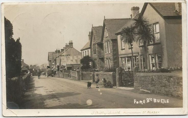 Fore Street, Bugle.