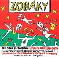 Jana Koubková - Zobáky