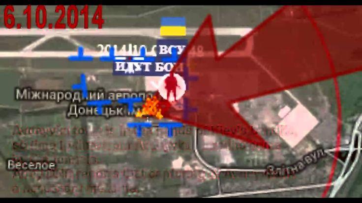 War in Ukraine 6/10/2014 Map Fighting Donetsk Lugansk Mariupol Current Situation War in Ukraine,Lugansk,Donetsk,Mariupol,War in Donbas,New Russia,Resistance Army september 2014,oktober 2014,december 2014, 1,2,3,4,5,6,7,8,9,10, Right sector,real fight, UN, EC, Polish, american, Russian Army,militia, militias, Aydar, batallion, Grad, RSZO, MLRS, artillery, Russian tanks,guns, partisans,Fighting map,SaveDonbasPeople,volunteers, Map, airport, Motorola, /10/2014 Current Situation, Battle for…