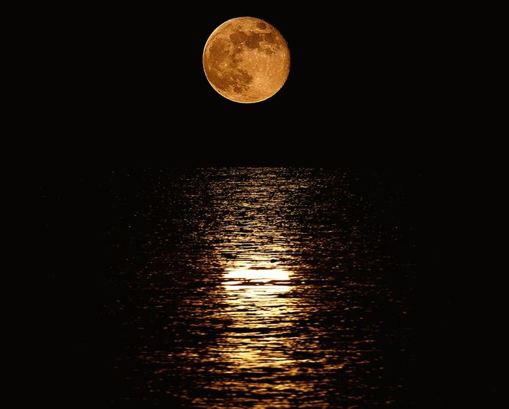 full moon reflecting on water.  reminds me of watching the moon rise in Los Cabos,Mexico