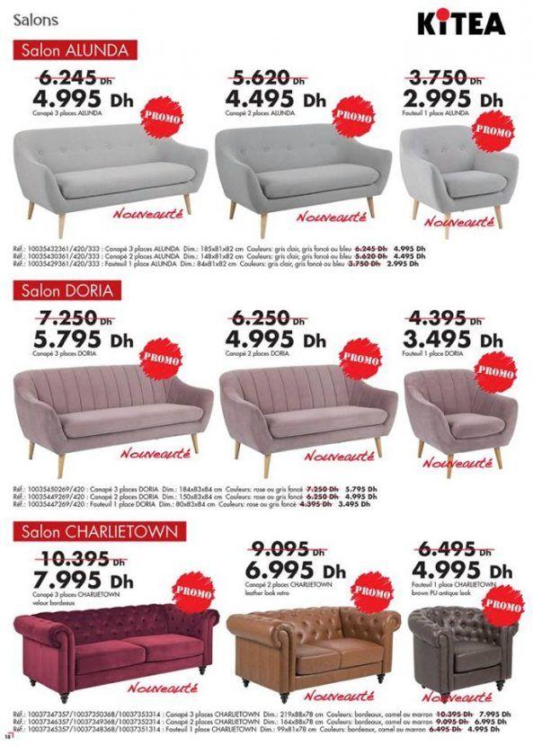 Catalogue Kitea Maroc De L Ete 2018 Chambres A Coucher Rangements Et Salons Page 17 Chambre A Coucher Mobilier Jardin Rangement