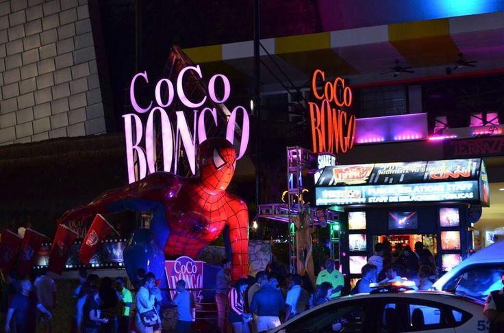 Coco Bongo, Cancún, MX