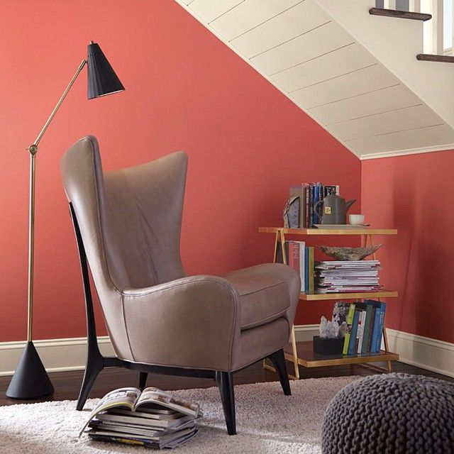 Coral Reef Paint Color SW 6606 By Sherwin-Williams. View
