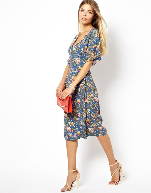 Worn With A Lace Topped Camisole To Make The Neckline More Modest