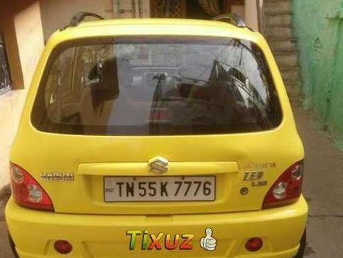 Maruti zen lxi local regn