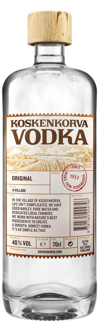 Koskenkorva Vodka