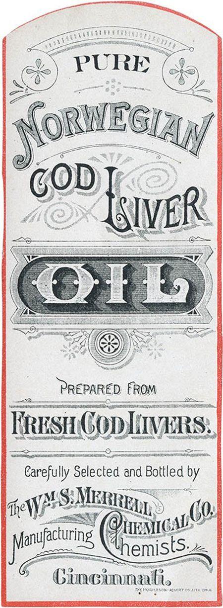 Vintage typography: Cod Liver Oil, Vintage Lettering, Essential Oil, Graphic, Vintage Typography, Inspiration, Labels, Vintage Design, Hand Lettering