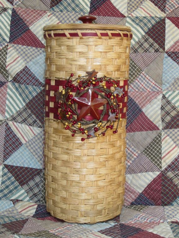 Paper Basket Weaving Supplies : Best images about baskets on country