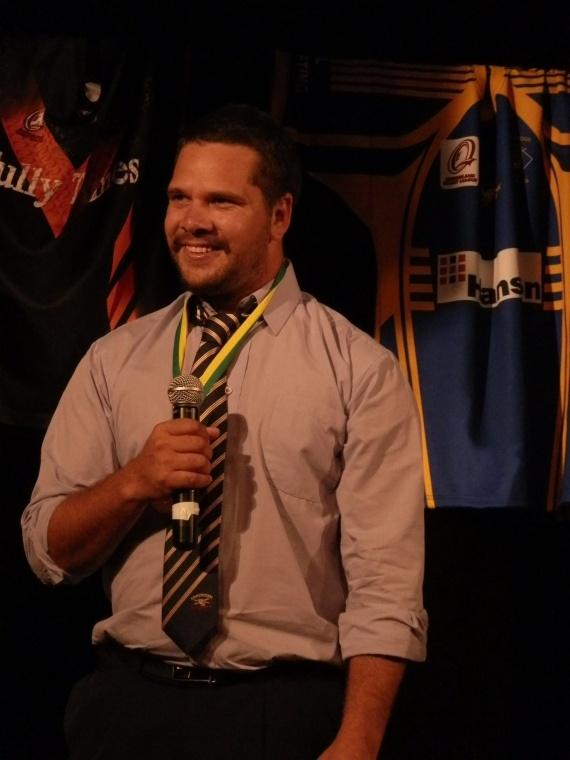 Brian Murgha Rugby League Award