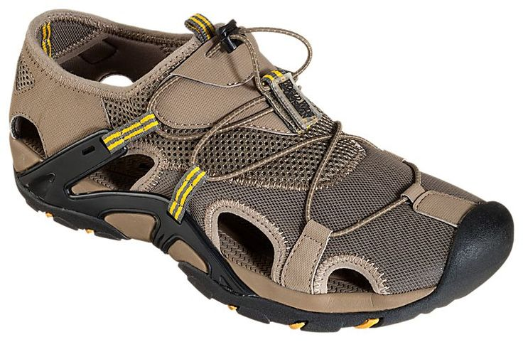 World Wide Sportsman Connley Water Shoes for Men - Brown | Bass Pro Shops