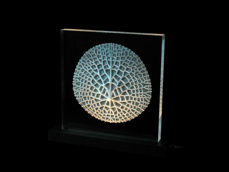 Lamp / Lichtobject Victoria Regina Lightdesign