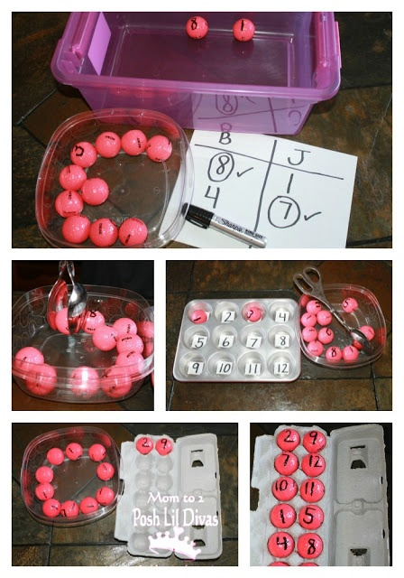hands-on math games for early learning
