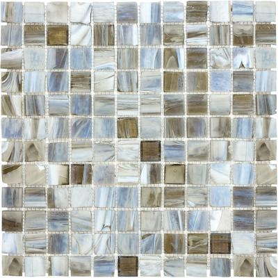 buy the 1x1 glass in square foot sheet and cut for time - rows of 3, 4 or 6?