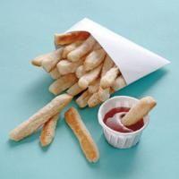 frites ketchup du 1er avril