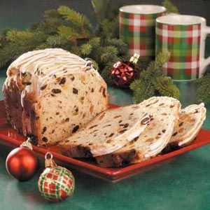 Grandma's Christmas Bread Recipe -For as long as I can remember, this bread has been a part of my family's traditional Christmas morning breakfast. I modified the recipe so I could make it in a bread machine. — Barb and Ray Schmeling, Rhinelander, Wisconsin