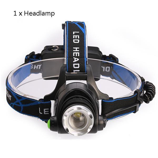 High Quality 10000 Lumens Headlight L2 Led Headlamp Headlight For Hunting Fishing Headlamp Led Headlamp Bright Headlamp