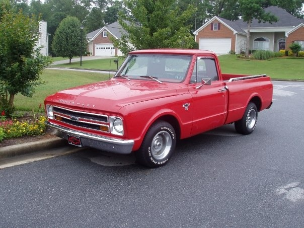 1967 C10 sounds like it would fit me perfect :)